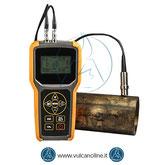 Misuratore di spessori ad ultrasuoni con esclusione vernice - VLSTC3000