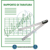 Taratura goniometro