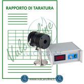 Taratura misuratore di potenza laser