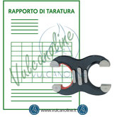 Taratura forcella