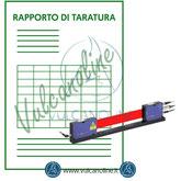 Taratura micrometro ottico