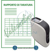 Taratura spettrofotometro