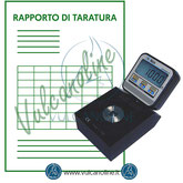 Taratura cella torsiometrica