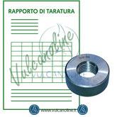 Taratura strumenti settore metrologico meccanica di precisione