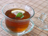 ライチ紅茶のゼリー