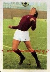 N° 127 - Francis PIASECKI (1971-72, Metz > 1975-77, PSG)