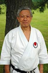 Teruyuki Okazaki, 10th Dan