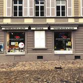 Wer ein etwas zum lesen sucht, wird bei der Buchhandlung Homburger und Hepp in Konstanz mit Sicherheit fündig.