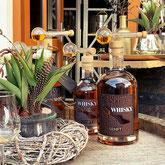 Die Senft Destillerie in Salem am Bodensee bietet jede Menge selbstgebrannte Spirituosen.