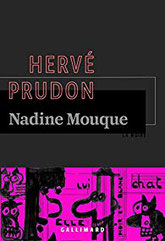 Couverture Nadine Mouque d'hervé Prudon chronique littéraire par guillaume cherel  #polar #noir #collection #Amérique #détective #justice #suspense #drogue #nature #pollution #anticipation #futur #sociologie