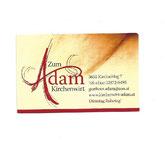 Zum Kirchenwirt Adam