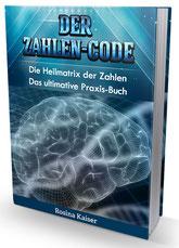 Rosina Kaiser : Der Zahlen Code - Die Heilmatrix der Zahlen . Ein Praxisbuch zur praktischen Anwendung von Zahlencodes