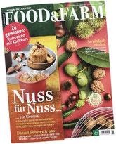 Titel der Zeitschrift Food & Farm No 6 | 2018