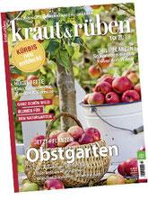 Titel der Zeitschrift Kraut & Rüben 10/2018