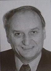 Erich Bauer (1.Vorstand 1999 - 2000)