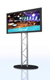 Location écrans et vidéoprojecteurs