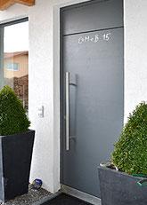 Haustüren von Schreinerei Peter Moser GmbH Nußdorf