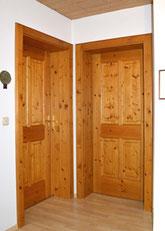 Schreinerei Nußdorf Zimmertüren und Innenausbau