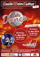 """Let`s Dance!"" 2019"