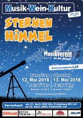 """Sternenhimmel"" 2018"