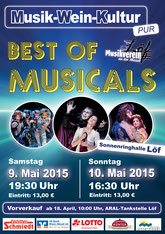 """Best of Musicals"" 2015"