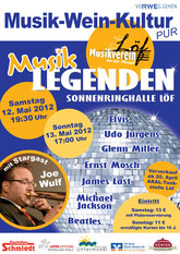 """""""MusikLegenden"""" 2012"""