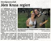 Jörn Krusa Schützenkönig (WN)
