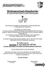 9.6.Sa 14 Uhr Wickinger-Schach