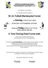 9.+10.Juni Fußball-Turniere