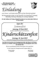 29.+30. Sa+So Schützenfest