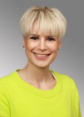 Portrait Svenja Jolic-Majdan, MFA