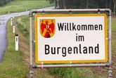 Willkommen im Burgenland
