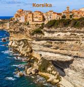 Bildband Korsika, Reisebildband Korsika, Reiseführer Korsika, Korsikareise, Bonifacio