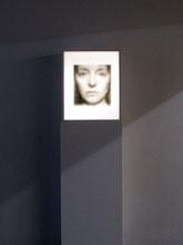 Interna, 2014  Installation, Leuchtkasten 1