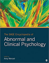 Clinical psych book cover