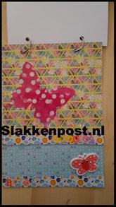 eindresultaat waterval flipbook - slakkenpost.nl