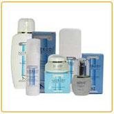 Fonte delle ninfe nitrodi, cosmetici nitrodi, ischia