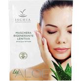 maschera in tessuto tnt rigenerante lenitiva aloe bio e acqua termale di Ischia
