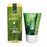 maschera gel solution 50% acido glicolico anti macchie Glycolic acid Dr Taffi