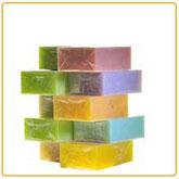 sapone artigianale fango limone senza soda caustica, erboristeria , napoli, roma, isola verde, ischia