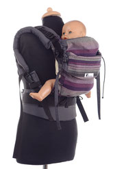 Huckepack baby carrier for newborn, Full Buckle carrier