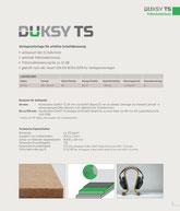 Produktinformation DUKSY TS