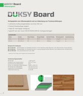 Produktinformation DUKSY Board