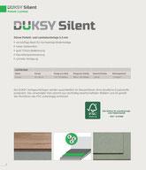 Produktinformation DUKSY Silent