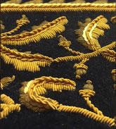 location costumes historiques Bordeaux, broderie sur mesure
