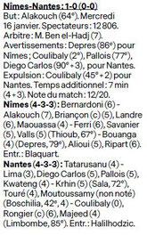 17ème journée de Ligue 1 Conforama : NÎMES OLYMPIQUE - FC NANTES  - Page 3 Image
