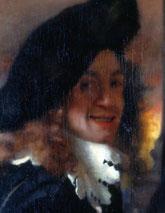 Jan Johannes Vermeer Selbstporträt