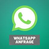 WhatsApp Anfrage an Vordenker Versicherungsmakler Berlin