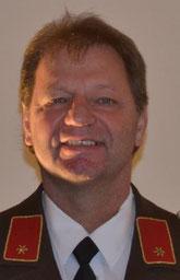 Kommandantstellvertreter Paul Wiesinger