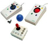 Joysticks et Trackballs